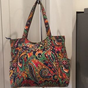 Colorful Vera Bradley Bag